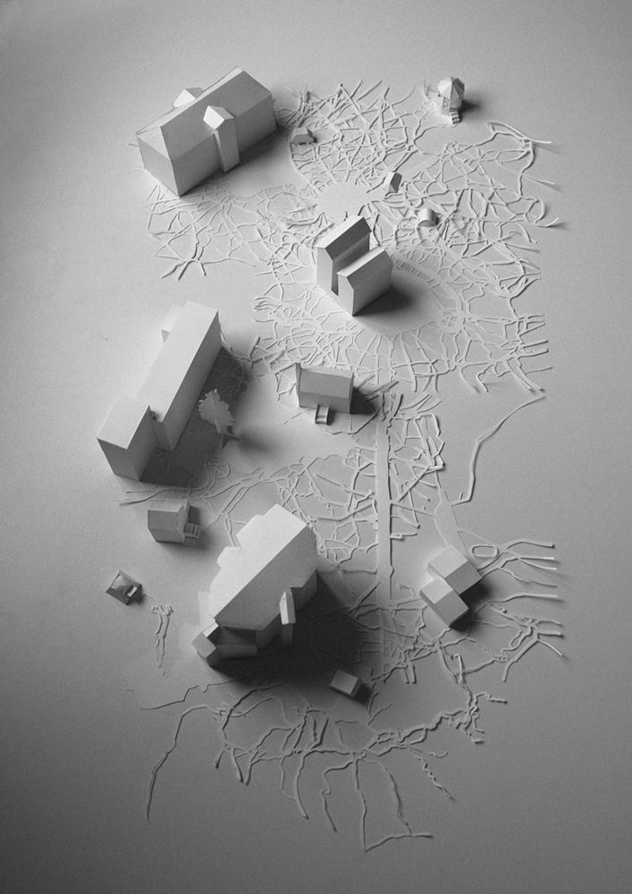 Maquettes en papier - format raisin